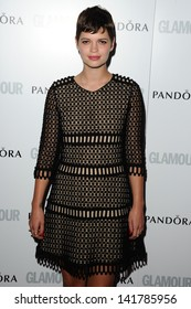 Pixie Geldof arriving for the 2013 Glamour Women of The Year Awards, Berkeley Square, London. 04/06/2013