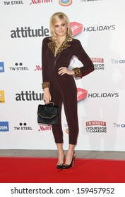 Pixie Lott  at the Attitude Magazine Awards 2013 - Arrivals held at the Royal Courts of Justice, London. 15/10/2013