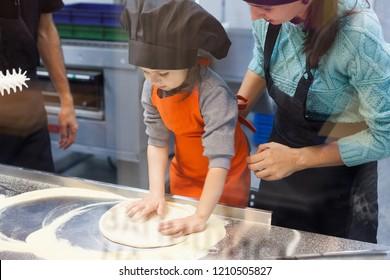 pizza making master class