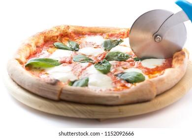 Pizza Margherita mozzarella
