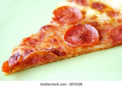 pizza pepperoni slice