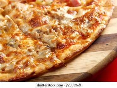 Pizza  timeses of the year. italian kitchen. Studio