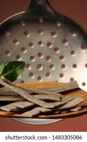 Pizzoccheri della Valtellina on the spoon