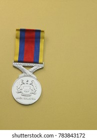 pjm medal given by the King and Government of Malaysia Malaysian Armed Forces also offered for award to members of the Commonwealth forces