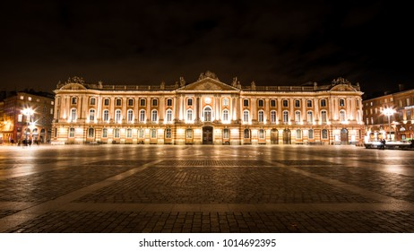 Place du Capitole of Toulouse