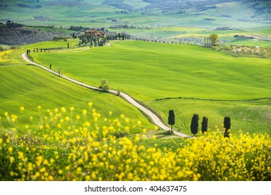 Place for spring travels in Italy.