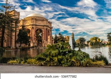 Places of Fine Arts  San Francisco
