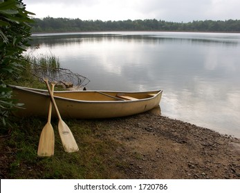 The Placid Lake in Albrightsville, Pennsylvania