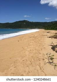 Plage de la perle - deshaies - Guadaloupe - Caribbean