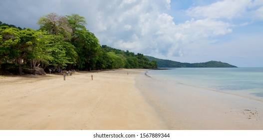 Plage de N'gouja, N'gouja beach, Mayotte, French Overseas Department, Union of the Comoros, Africa