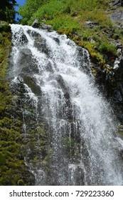 Plaikni Falls near Crater Lake