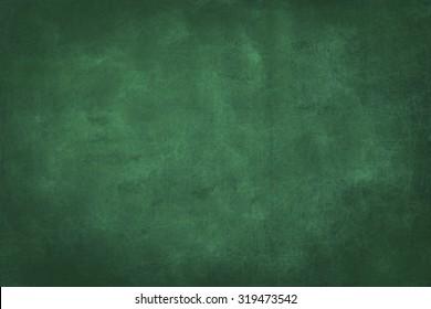 plain green chalkboard texture