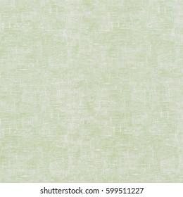 Plain Sage Green Linen Matte Finish Oilcloth Wipeclean Tablecloth