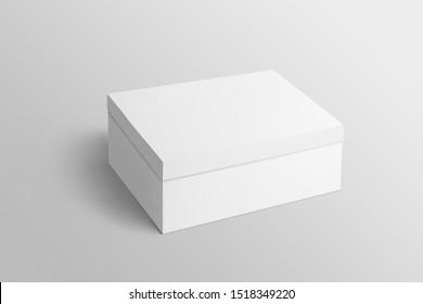 White Shoebox Images, Stock Photos