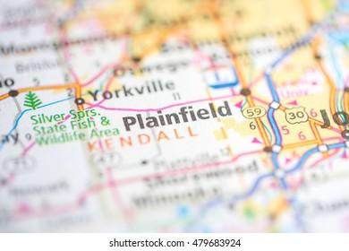 Plainfield. Illinois. USA