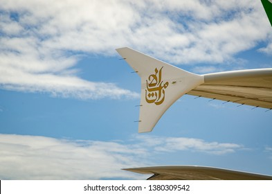 Emirates Airline Logo Images, Stock Photos & Vectors