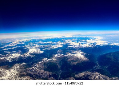 Planet Earth From Above