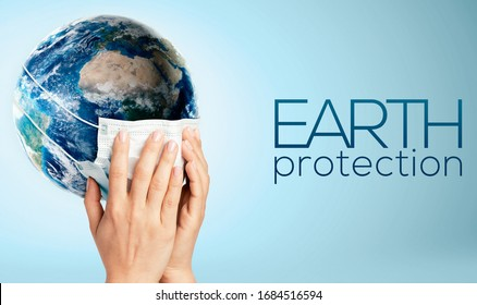 Planet Earth protection from viuses
