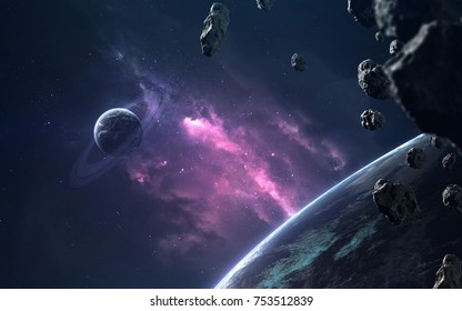 Meteors In Space Images Stock Photos Vectors Shutterstock