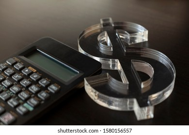 Planning or accounting investments and payments with US Dollar