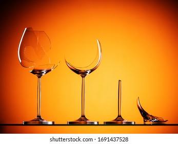 Plans fot the future, glass
