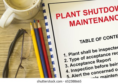 Plant maintenance turnaround- many uses in the oil and gas industry.