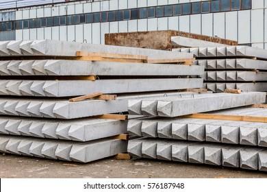 Plant of reinforced concrete structures reinforced concrete piles