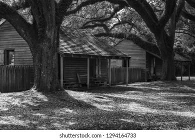 Plantation Houses in Louisiana