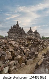 Plaosan Temple, Klaten, Indonesia