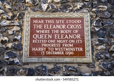 Vintage eleanor nameplates