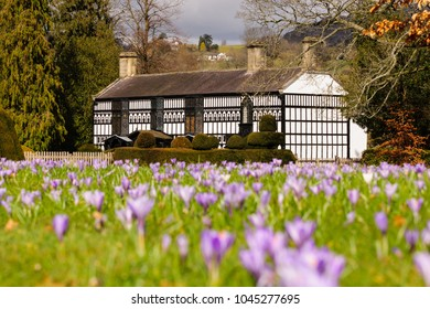 Plas Newydd in Llangollen Wales built in the 18th century and home of Sarah Ponsonby & Eleanor Charlotte Butler also known as The Ladies of Llangollen who lived there from 1780 to 1831