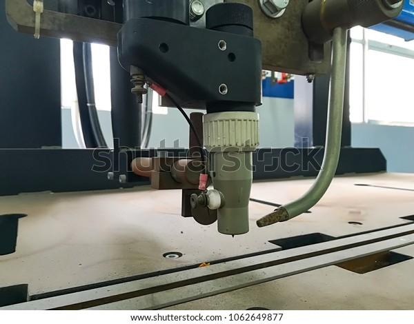 Plasma Arc Welding Machine Component Stock Photo Edit Now 1062649877