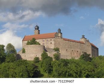 Plassenburg, Kulmbach / Castle