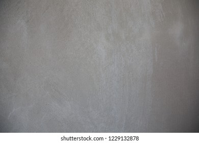 Plaster on the wall