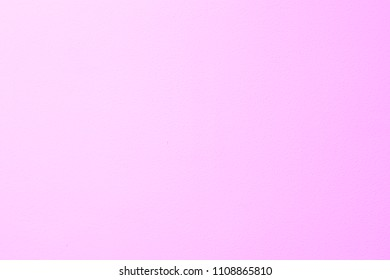 Plaster wall painted pink - background or texture