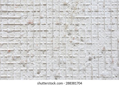 Plaster wall surface of the old ruins