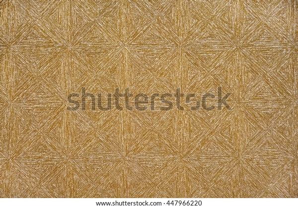 Plaster walls in the form of golden sand ,pattern, background, texture