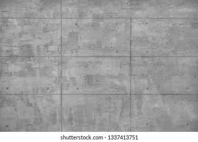 Plastered decorative beton wall as full frame background.