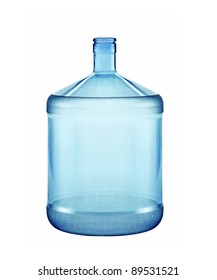 Plastic 5 gallon container