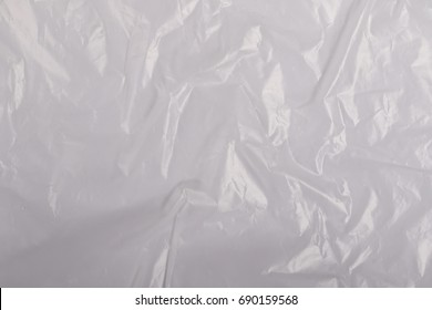Plastic bag texture and background