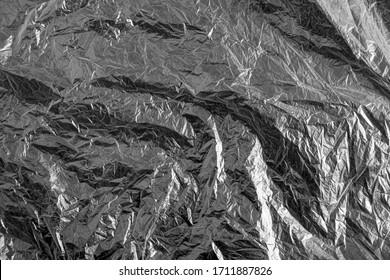 Plastic Bag Texture background, plastic film background
