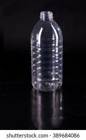 plastic bottle, PET