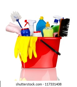 images of cleaning supplies  Cleaning Supplies Images, Stock Photos