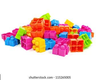 Plastic Building Blocks Images, Stock Photos & Vectors | Shutterstock