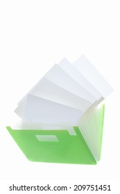 The Plastic Document Bag