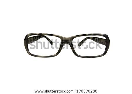 46c8c02d8bfb Plastic Glasses Frames Stock Photo (Edit Now) 190390280 - Shutterstock