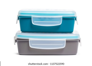 Plastic Food Container Images, Stock Photos & Vectors