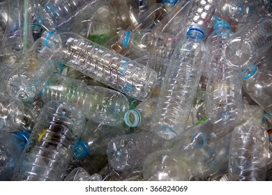 plastic pet bottles for recycle