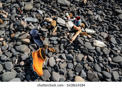 Plastic pollution of the sea and ocean