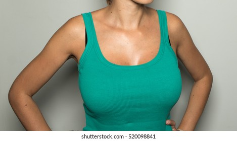 Plastic surgery in breasts
